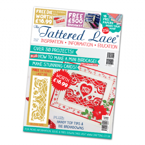 Tattered Lace Magazine - Issue 31